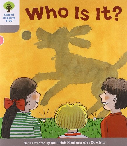 Who Is It?. Roderick Hunt, Thelma Page: Hunt, Roderick