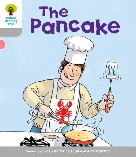 Pancake. Roderick Hunt, Thelma Page: Hunt, Roderick
