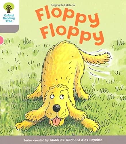 9780198480501: Oxford Reading Tree: Level 1: First Words: Floppy Floppy