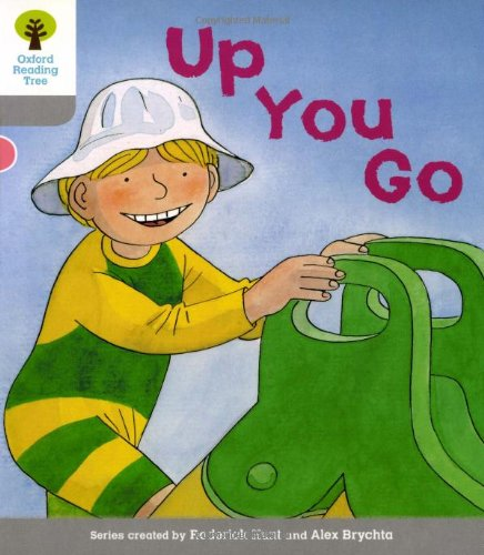 9780198480587: Oxford Reading Tree: Level 1: More First Words: Up You Go (Ort More First Words)