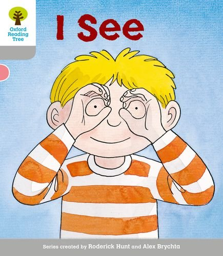 9780198480594: Oxford Reading Tree: Level 1: More First Words: I See