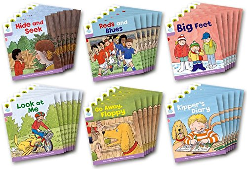 9780198480624: Oxford Reading Tree Stage 1+: First Sentences: Class Pack of 36