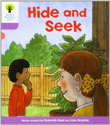 9780198480631: Oxford Reading Tree: Level 1+: First Sentences: Hide and Seek