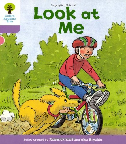9780198480662: Oxford Reading Tree: Level 1+: First Sentences: Look At Me