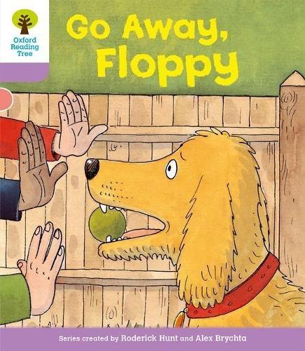 9780198480679: Oxford Reading Tree: Level 1+: First Sentences: Go Alway Floppy