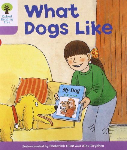 9780198480723: Oxford Reading Tree: Level 1+: More First Sentences A: What Dogs Like
