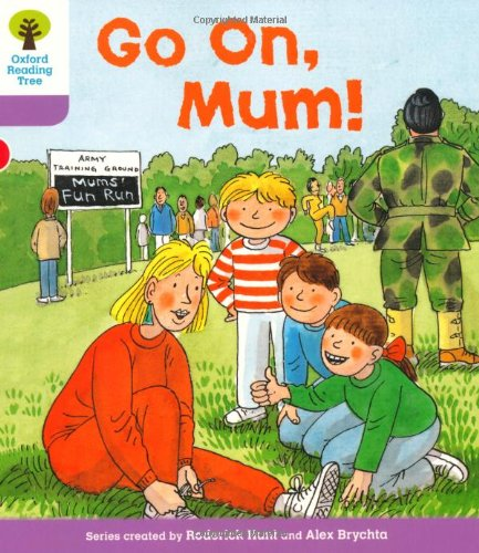 9780198480747: Oxford Reading Tree: Level 1+: More First Sentences A: Go on Mum