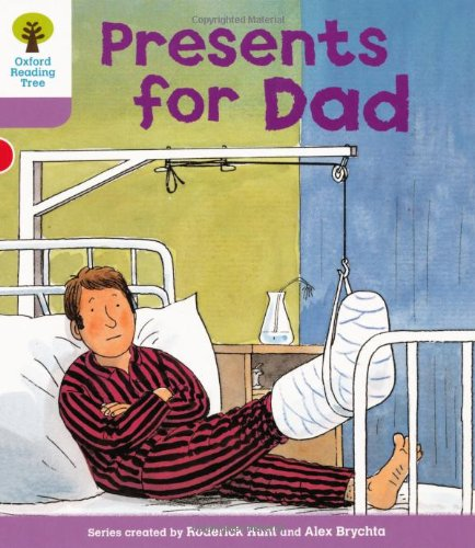 9780198480761: Oxford Reading Tree: Level 1+: More First Sentences A: Presents for Dad