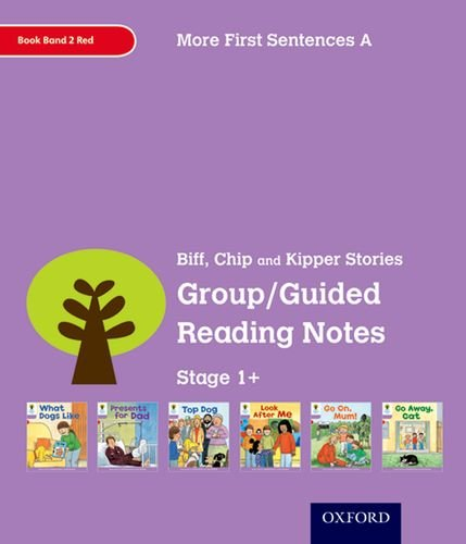 9780198480785: Oxford Reading Tree: Level 1+: More First Sentences A: Group/Guided Reading Notes