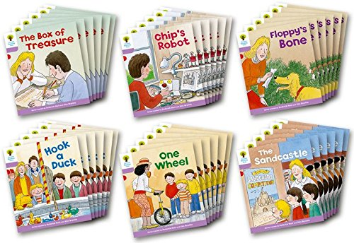 9780198480808: Oxford Reading Tree Stage 1+: More First Sentences B: Class Pack of 36