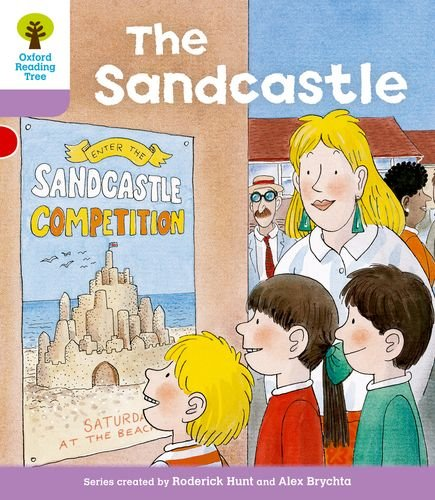 9780198480815: Oxford Reading Tree: Level 1+: More First Sentences B: Sandcastle