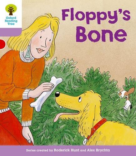 9780198480822: Oxford Reading Tree: Level 1+: More First Sentences B: Floppy's Bone