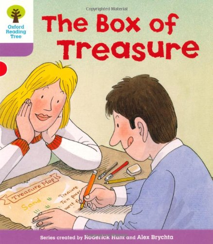9780198480839: Oxford Reading Tree: Level 1+: More First Sentences B: The Box of Treasure