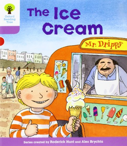 9780198480907: Ice Cream. Roderick Hunt, Gill Howell (Oxford Reading Tree)