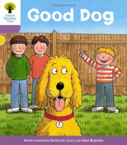 9780198480921: Oxford Reading Tree: Level 1+: More First Sentences C: Good Dog