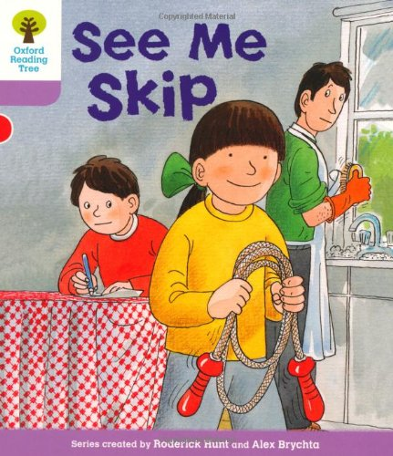 9780198480945: See Me Skip. Roderick Hunt, Gill Howell (Oxford Reading Tree)