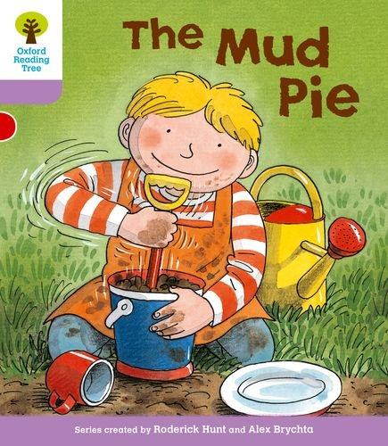 9780198480952: Oxford Reading Tree: Level 1+: More First Sentences C: Mud Pie