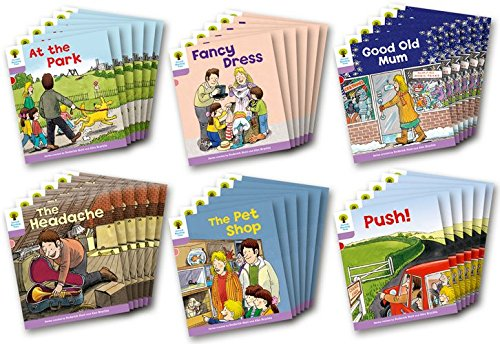 9780198480983: Oxford Reading Tree: Level 1+: Patterned Stories: Class Pack of 36