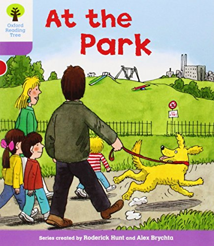 9780198481003: At the Park. Roderick Hunt, Gill Howell (Oxford Reading Tree)