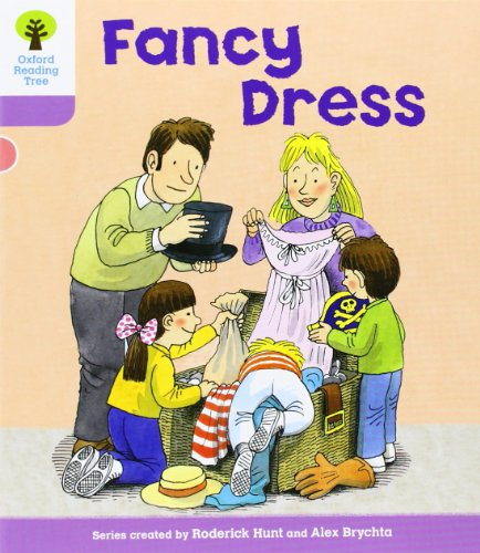 9780198481010: Oxford Reading Tree: Level 1+: Patterned Stories: Fancy Dress (Ort Patterned Stories)