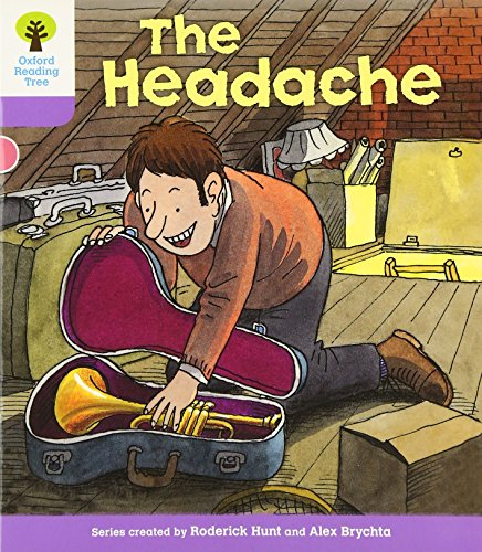 9780198481034: Oxford Reading Tree: Level 1+: Patterned Stories: Headache (Ort Patterned Stories)