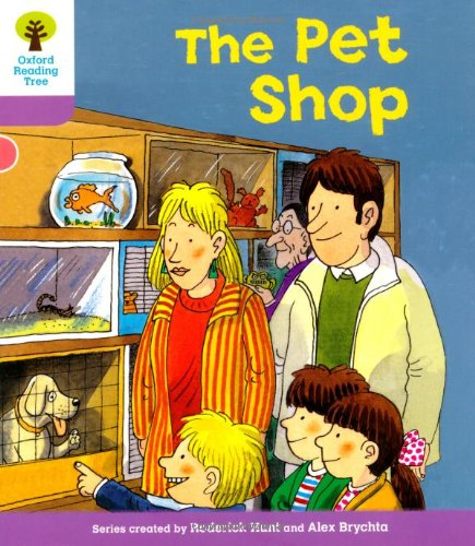 9780198481041: Oxford Reading Tree: Level 1+: Patterned Stories: Pet Shop (Ort Patterned Stories)