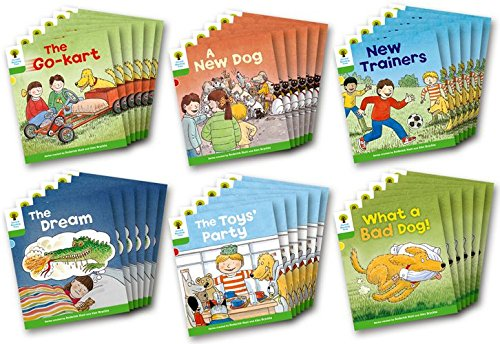 9780198481164: Oxford Reading Tree: Level 2: Stories: Class Pack of 36