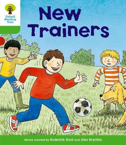 9780198481171: Oxford Reading Tree: Level 2: Stories: New Trainers