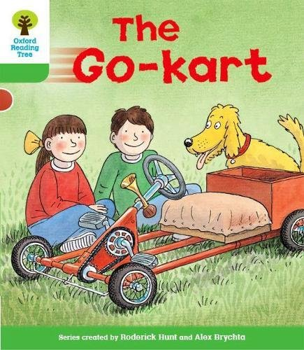 9780198481201: Oxford Reading Tree: Level 2: Stories: The Go-kart (Ort Stories)