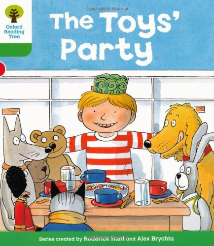 9780198481225: Oxford Reading Tree: Level 2: Stories: The Toys' Party
