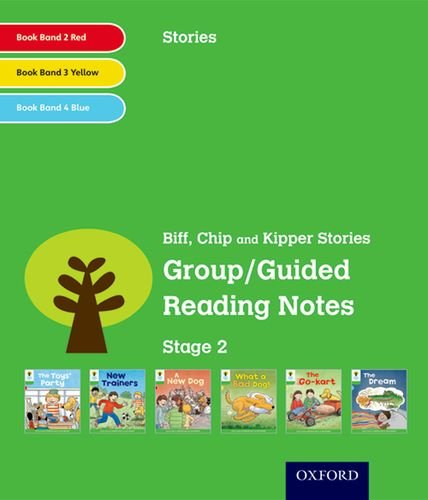 9780198481232: Oxford Reading Tree: Level 2: Stories: Group/Guided Reading Notes