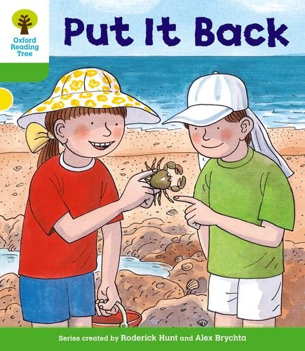 9780198481263: Put It Back. Roderick Hunt, Thelma Page (Oxford Reading Tree)