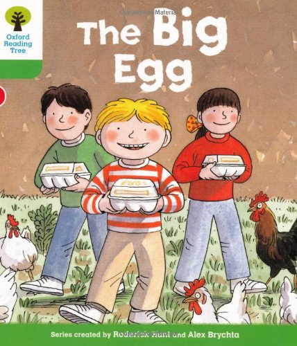 9780198481287: The Big Egg. Roderick Hunt, Thelma Page (Oxford Reading Tree)