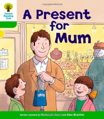 9780198481294: Oxford Reading Tree: Level 2: First Sentences: A Present for Mum