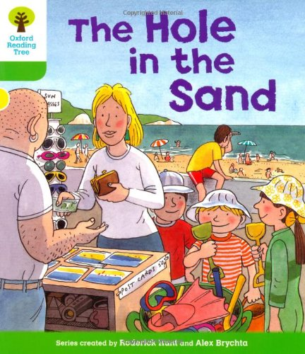 9780198481300: Oxford Reading Tree: Level 2: First Sentences: The Hole in the Sand