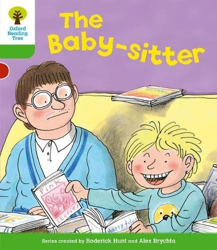 9780198481362: Oxford Reading Tree: Level 2: More Stories A: The Baby-sitter