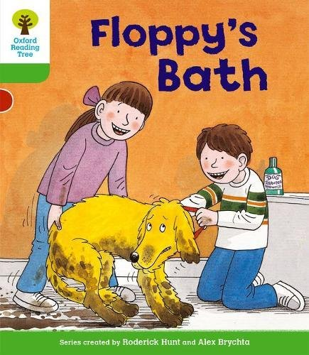 9780198481379: Oxford Reading Tree: Level 2: More Stories A: Floppy's Bath