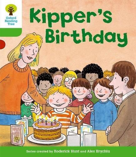 9780198481393: Kipper's Birthday. Roderick Hunt, Thelma Page (Oxford Reading Tree)