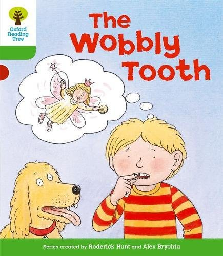9780198481454: The Wobbly Tooth. Roderick Hunt, Thelma Page (Oxford Reading Tree)
