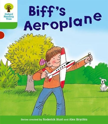 9780198481461: Oxford Reading Tree: Level 2: More Stories B: Biff's Aeroplane