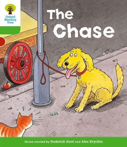 9780198481478: Oxford Reading Tree: Level 2: More Stories B: The Chase