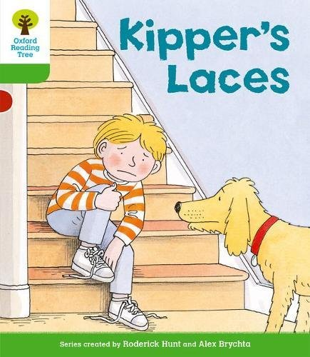 9780198481492: Oxford Reading Tree: Level 2: More Stories B: Kipper's Laces