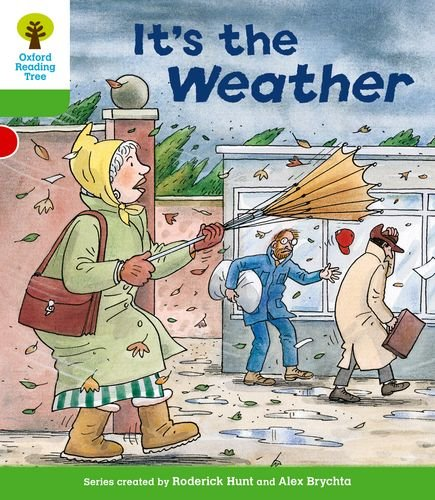 9780198481539: Oxford Reading Tree: Level 2: Patterned Stories: It's the Weather