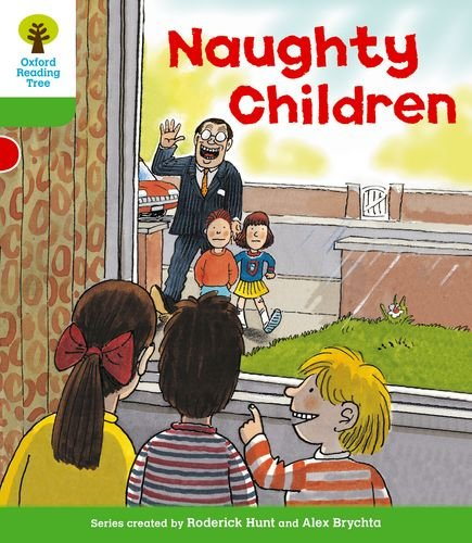 9780198481560: Oxford Reading Tree: Level 2: Patterned Stories: Naughty Children