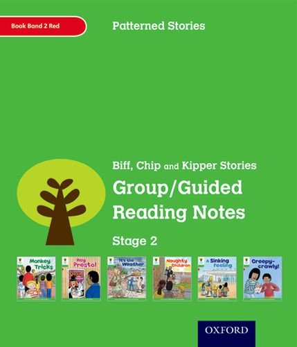 9780198481591: Oxford Reading Tree: Level 2: Patterned Stories: Group/Guided Reading Notes