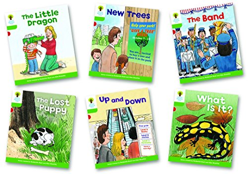 9780198481607: Oxford Reading Tree: Level 2: More Patterned Stories A: Pack of 6