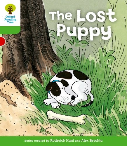 Oxford Reading Tree: Level 2: More Patterned Stories A: the Lost Puppy: Roderick Hunt, Thelma Page