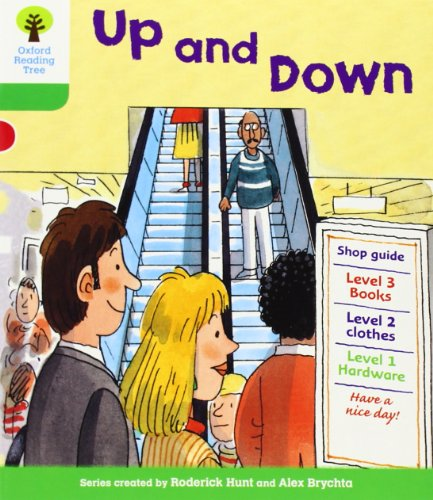 9780198481676: Oxford Reading Tree: Level 2: More Patterned Stories A: Up and Down