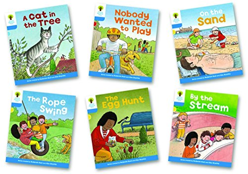 9780198481690: Oxford Reading Tree 3: Stories. Pack of 6