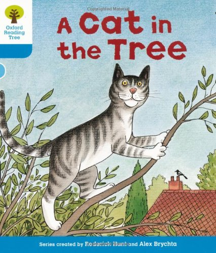 9780198481720: A Cat in the Tree. Roderick Hunt, Gill Howell (Oxford Reading Tree)